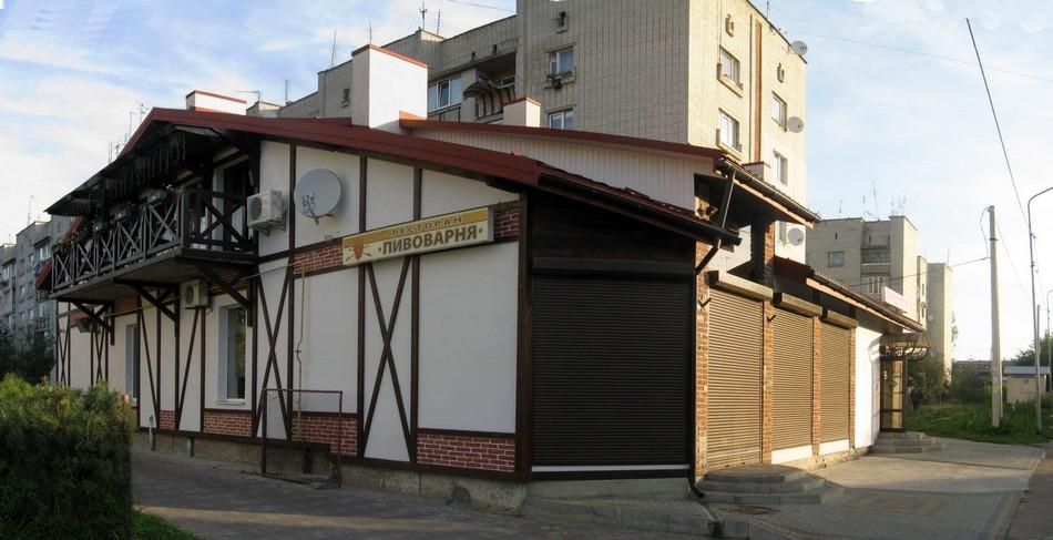 Ресторан-пивоварня, м. Пустомити